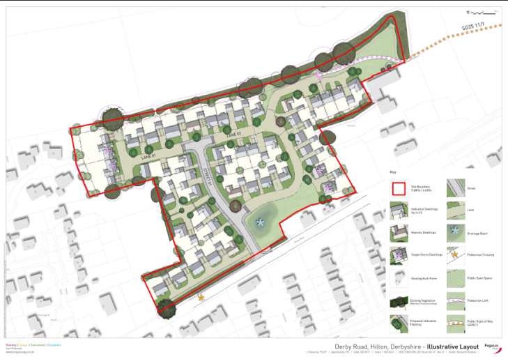 Objecting to proposed Derby Road development? Areas to consider ...
